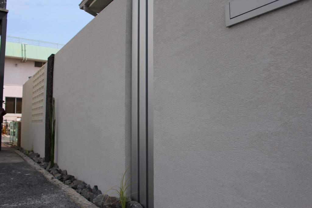 アルミ柱 外壁