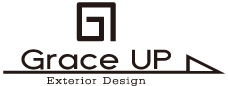 大阪府 | お洒落なデザイナーズ外構【店舗Renovation】 Grace UPグレイスアップ| 南大阪店